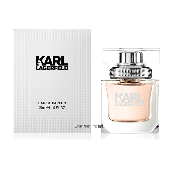 Karl Lagerfeld Eau de Parfum for women - 85ml