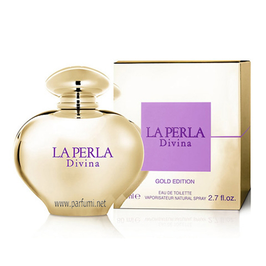 La Perla Divina Gold Edition EDT за жени - 80мл