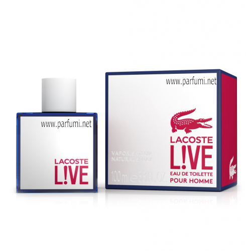 Lacoste Live EDT parfum for men - 100ml