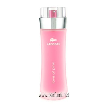 Lacoste Love of Pink EDT парфюм за жени - без опаковка - 90ml.