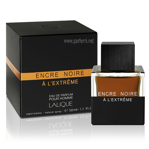 Lalique Encre Noir A L'Extreme EDP perfume for men - 50ml