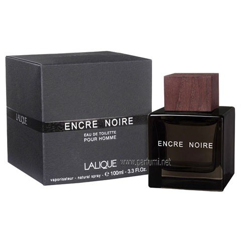 Lalique Encre Noir EDT parfum for men - 100ml