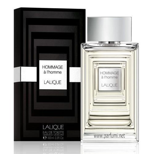 Lalique Hommage a L'Homme EDT парфюм за мъже - 100ml