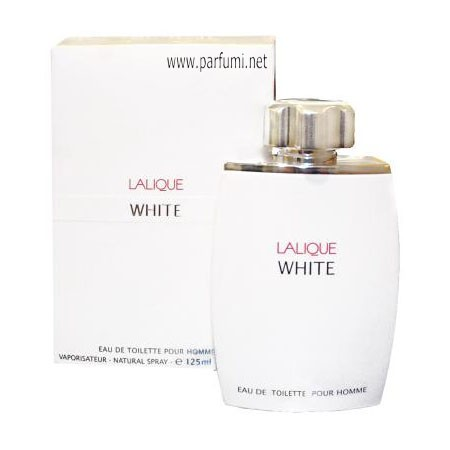Lalique White EDT за мъже - 125ml