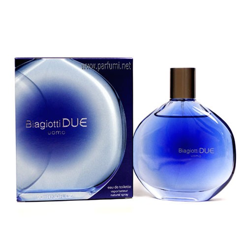 Laura Biagiotti Biagiotti Due Uomo EDT for men - 30ml
