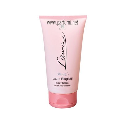 Laura Biagiotti Laura Rose Body Lotion for women - 150ml