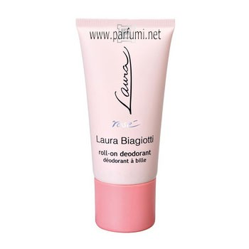 Laura Biagiotti Laura Rose Део Рол-он за жени - 50ml.