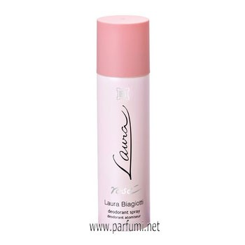 Laura Biagiotti Laura Rose Deodorant Spray for women - 150ml