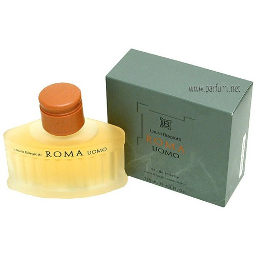Laura Biagiotti Roma Uomo EDT for men - 40ml