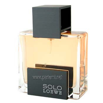 Loewe Solo Loewe EDT parfum for men - without package - 75ml