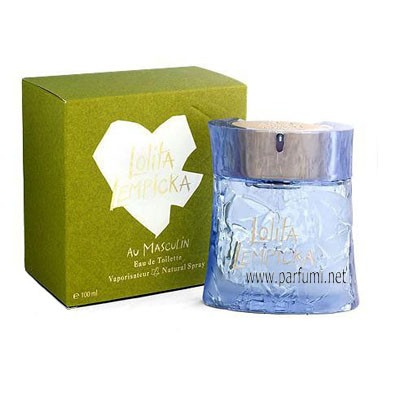 Lolita Lempicka Au Masculin EDT parfum for men - 50ml