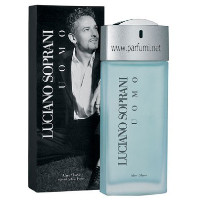 Luciano Soprani Uomo Aftershave Lotion - 100ml