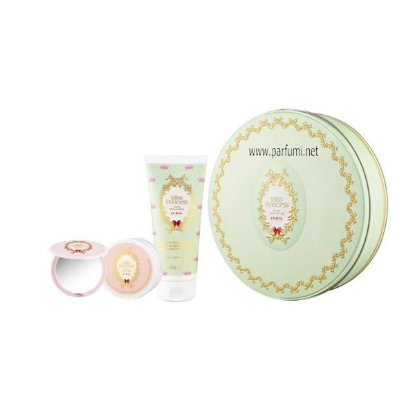 Pupa Miss Princess Medium Set Жасмин