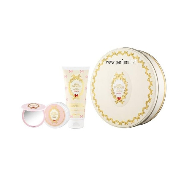 Pupa Miss Princess Medium Set Бял чай