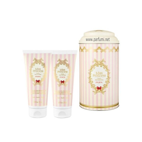 Pupa Miss Princess Small Set Ванилия
