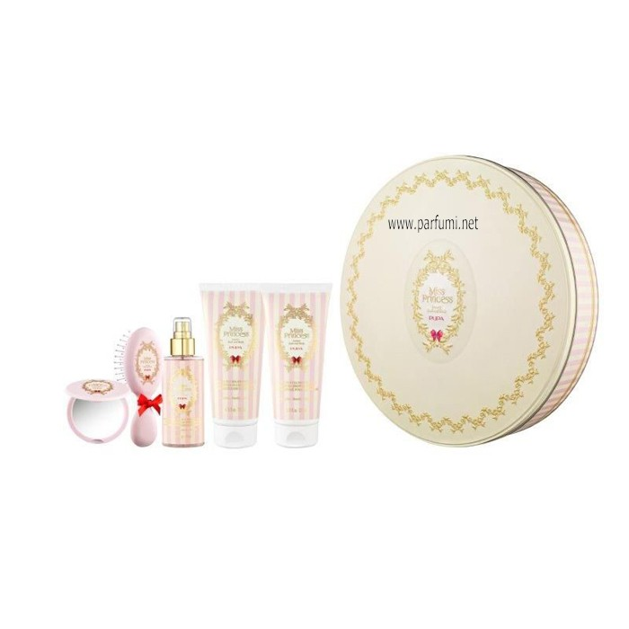 Pupa Miss Princess XL Set Ванилия