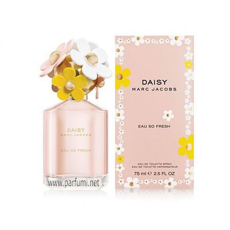 Marc Jacobs Daisy Eau So Fresh EDT парфюм за жени-без опаковка-125ml