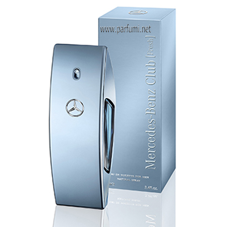 Mercedes-Benz Club Fresh EDT  за мъже - 100ml