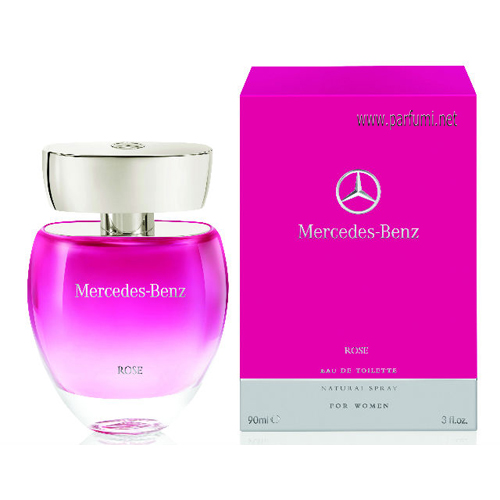 Mercedes-Benz Rose EDT за жени - 30ml