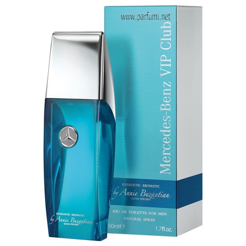 Mercedes-Benz Vip Club Energetic Aromatic EDT парфюм за мъже - 50ml