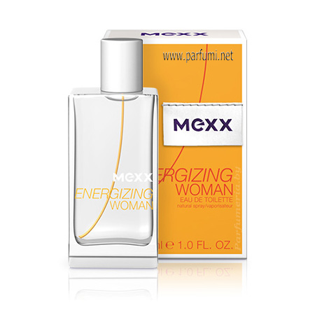 Mexx Energizing Woman EDT за жени - 50ml.