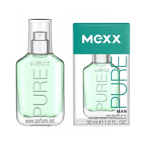 Mexx Pure Man 2012 EDT за мъже - 50ml.