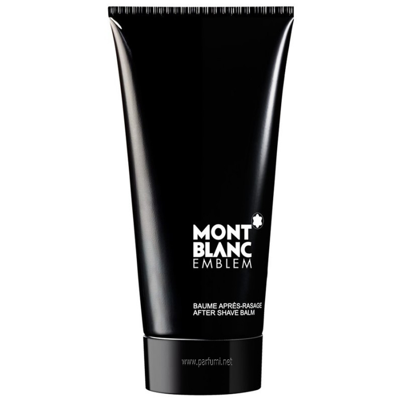 Mont Blanc Emblem Aftershave Balm за мъже - 150ml
