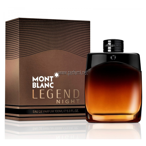 Mont Blanc Legend Night EDP parfum for men - 100ml