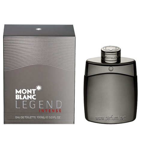 Mont Blanc Legend Intense EDT парфюм за мъже - 100ml