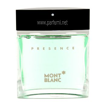 Mont Blanc Presence EDT parfum for men - without package - 75ml