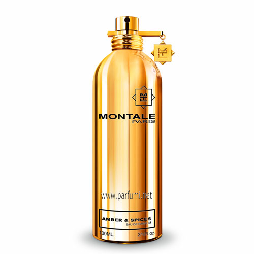 Montale Amber & Spices EDP unisex perfume - without package - 100ml