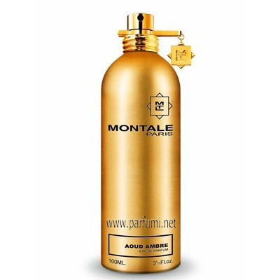 Montale Aoud Ambre EDP unisex perfume -without package- 100ml