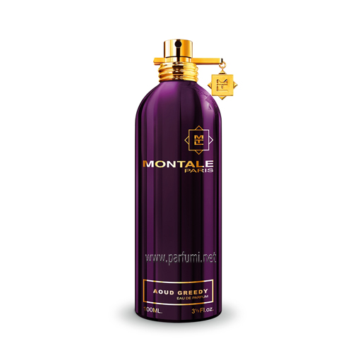 Montale Aoud Greedy EDP unisex perfume - without package - 100ml