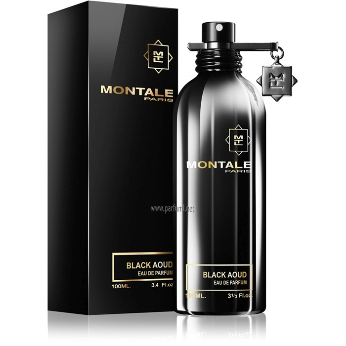 Montale Black Aoud EDP perfume for men - 100ml