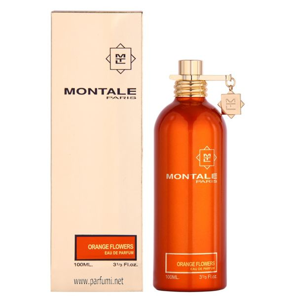 Montale Orange Flowers EDP unisex perfume -without package- 100ml