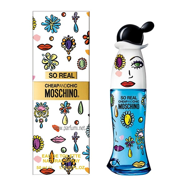 Moschino So Real Cheap & Chic EDT за жени - 50ml