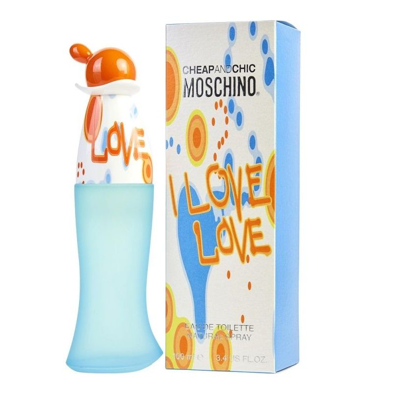 Moschino Cheap&Chic I Love Love EDT за жени - 100ml