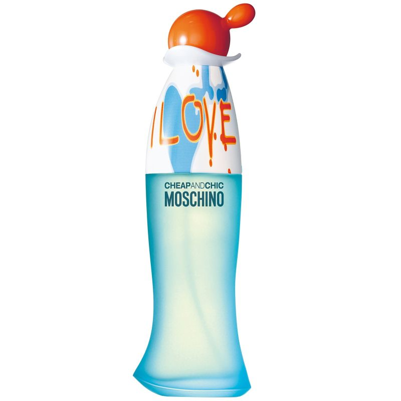 Moschino Cheap & Chic I Love Love EDT за жени - без опаковка - 100ml