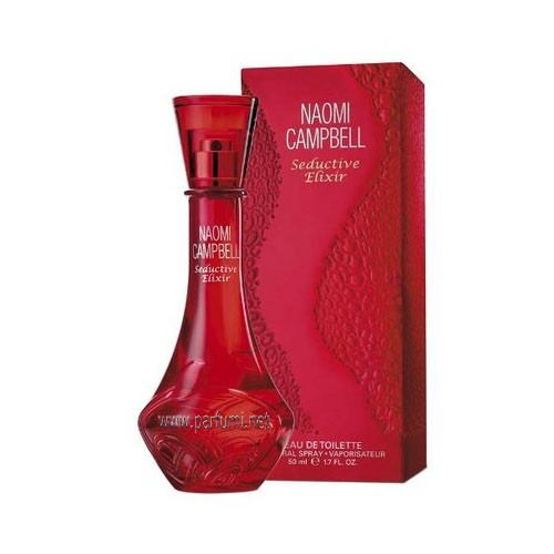Naomi Campbell Seductive Elixir EDT parfum for women - 30ml.