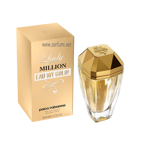 Paco Rabanne Lady Million Eau My Gold EDT парфюм за жени - 30мл