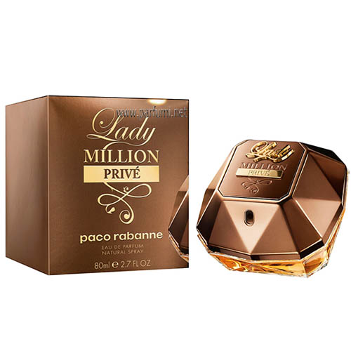 Paco Rabanne Lady Million Prive EDP парфюм за жени - 50мл