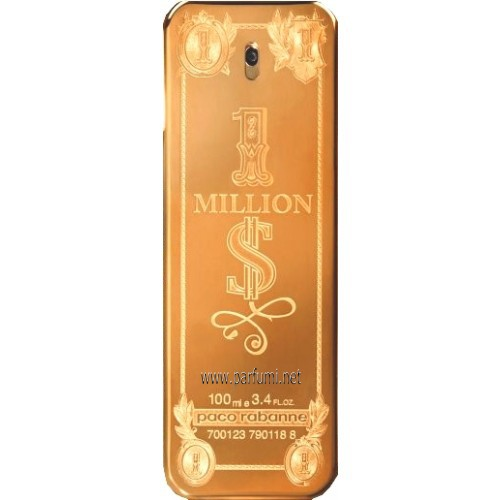 Paco Rabanne 1 Million $ EDT parfum for men - without package - 100ml