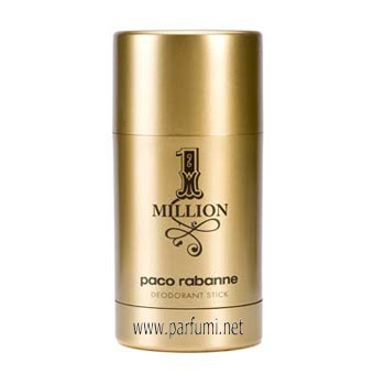 Paco Rabanne 1 Million Deo Stick for men - 75ml.