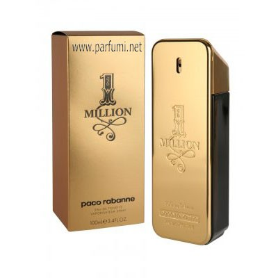 Paco Rabanne 1 Million EDT за мъже - 100ml.