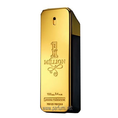 Paco Rabanne 1 Million EDT парфюм за мъже - без опаковка - 100ml