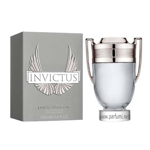 Paco Rabanne Invictus 2013 EDT parfum for men - 150ml