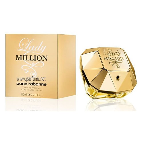 Paco Rabanne Lady Million EDP парфюм за жени - 80ml