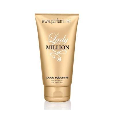 Paco Rabanne Lady Million Душ-гел за жени - 150ml.