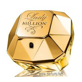 Paco Rabanne Lady Million EDP парфюм за жени - без опаковка - 80ml