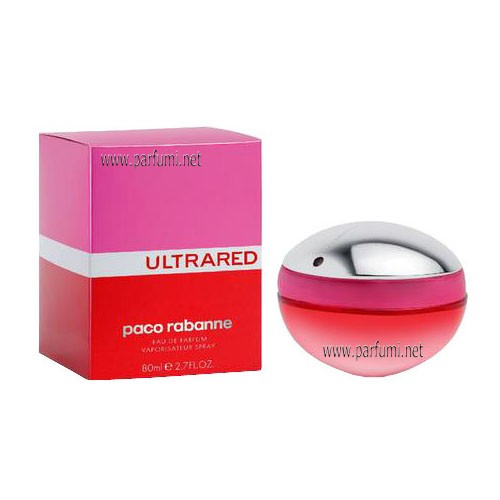 Paco Rabanne Ultrared EDP за жени - 80ml.